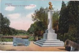 Gibraltar Monument Of The Duke Of Wellington - Gibraltar