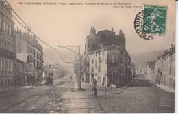 CLERMONT FERRAND - Place Lamartine Avenue De Royat & De Bordeaux ) - Clermont Ferrand