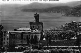 """Bellissima   Cartolina   Anni  50  """"  GENOVA  - PRA'  Panorama E Torre Cambiaso Dei Padri Passionisti """" - Genova"""