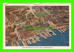 SAINT-JEAN, TERRE-NEUVE - VUE AÉRIENNE - CARTE DE 1949 OBLIGATIONS D'ÉPARGNE DU CANADA - - St. John's