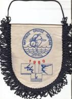 Sport 7 Fanion Fannion Drapeau / 7 Fähnlein Fahne Flagge / 7 Flag / 7 Banderetta Bandera / 7 Banderilla Bandera Sport - Swimming