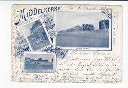 MIDDELKERKE / MULTIVIEW 1900 - Middelkerke