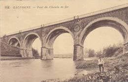 Lacuisine - Pont Du Chemin De Fer (animée, Rare, Publicité Au Cordon Bleu) - België