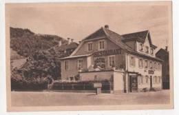 FELLERING - Hôtel Restaurant Du Boeuf Rouge - France