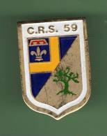 POLICE *** CRS 59 *** (212)TI - Police