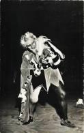 AUTOGRAPHE DEDICACE ROBERT MASSARD BARYTON OPERA COMIQUE THEATRE ARTISTE CELEBRITE - Opera