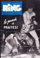 L´ Officiel International Du RING N°  78 / 79 - Juillet / Août I 1955 - (  Le Punch De Pratesi  ) . - Sport