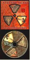Musik CD  Nuclear Blast Promo-CD , Soundcheck Series Volume 25  -  Von 2001 - Hard Rock & Metal