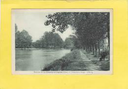 CPA - 18 - Environs De La Chapelle D'Angillon - Usine De La Forge - L'étang - Autres Communes