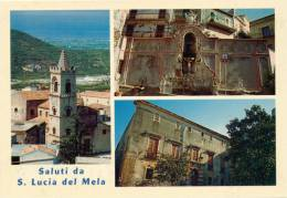 S. LUCIA DEL MELA (ME) SALUTI VEDUTINE - Messina