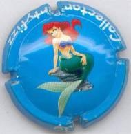 CAPSULE-PARTYFIZZ DISNEY-collector Ariel - Limonade