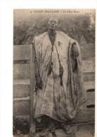C P A----GUINEE------- Guinée Française Un Vieux Brave----voir 2 Scans - Guinée Française