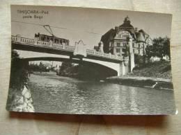 Romania Timisoara - Tram  Bridge -Bega Canal   D87720 - Romania