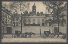 75 - PARIS 7 - Boulevard Des Invalides - Lycée De Jeunes Filles Victor Duruy - JH 1420 - Distretto: 07