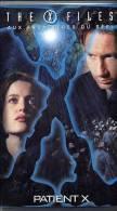 THE X FILES  ° **** Aux Frontieres Du Reel  *** Patient X - Sciences-Fictions Et Fantaisie