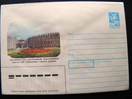 Postal Stationery From USSR, Lithuania Druskininkai - Lituanie