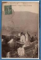 73 - Le CHATELARD --  L'Eglise , La Mairie , Les Ecoles - Le Chatelard