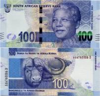 SOUTH AFRICA       100 Rand       P-New       ND (2012)       UNC - Afrique Du Sud