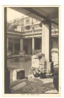 G1446 Bath - The Roman Bath - Old Mini Card / Non Viaggiata - Bath
