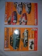 Magazine Auto Modélisme  (n°87) (janvier) (n°97) (decembre) ( 2004) - Autres Collections
