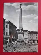 Lonigo (VI) - Monumento Ai Caduti - 1956 - Viaggiata - Italië