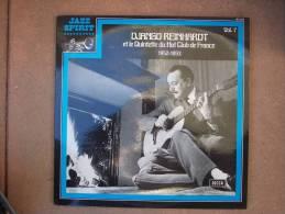 DJANGO REINHARDT - - 33 T Stéréo - Jazz