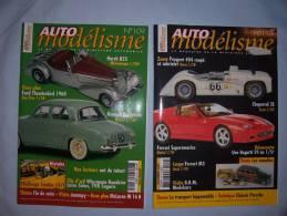Magazine Auto Modélisme  (n°109) (janvier) (n°119) (decembre) ( 2006) - Autres Collections