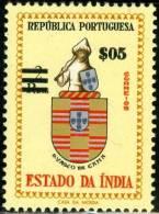 INDIA PORTOGHESE, PORTUGUESE INDIA, PORTUGUESE COLONY, VASCO DA GAMA, 1959, NUOVO (MLH*), Scott 660 - Portuguese India