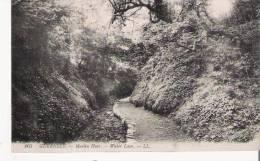 GUERNSEY 165 MOULIN HUET  WATER LANE  1917 - Guernsey