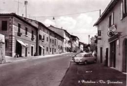 VENDO N.1 CARTOLINA DI PRATOLINO(FI)VIA FIORENTINA. - Firenze