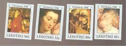- 2860 A -  Nrs 923/26 - Lesotho (1966-...)