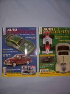 Magazine Auto Modélisme (n°120) (janvier) (n°130) (decembre) (2007) - Autres Collections
