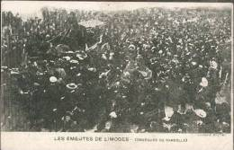 87 LIMOGES - Les émeutes - Limoges
