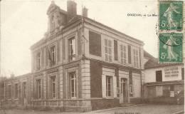 Yvelines- Orgeval -La Mairie. - Orgeval