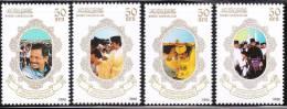 Brunei 1996 Sultan Paduka Seri Bajinda Birthday MNH - Brunei (1984-...)