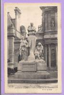 75 - PARIS - Monument D'Auguste Comte Place De La Sorbonne - France