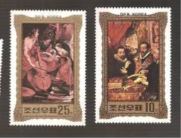 - 2892 A - Nrs 1688 En 1691 - Corée (...-1945)