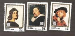 - 2893 A - Nrs 2125/27 - Corée (...-1945)