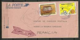 BICENTENAIRE DE LA REVOLUTION FRANCAISE  : LETTRE DU HONDURAS - French Revolution