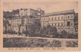 E195- Soriano Nel Cimino - Palazzo Chigi (Vignola) - F.p.- Non Viaggiata - Viterbo