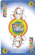 TARJETA DE ITALIA DE TOYS´ R´US   GIFTCARD  (no Es Tarjeta Telefonica) - Publicidad