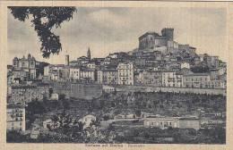 E203- Soriano Nel Cimino - Panorama Dux - Viterbo - F.p. - Viaggiata 1946 - Viterbo