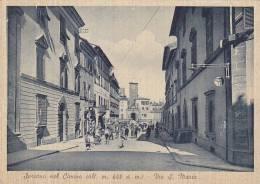 E205- Soriano Nel Cimino - Via S. Maria - Viterbo - F.g. - Non Viaggiata - Viterbo