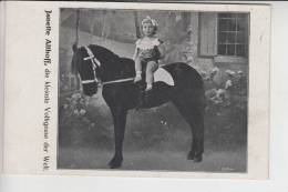 ZIRCUS - CIRCUS, Janette Althoff, Die Kleinste Voltigeuse Der Welt - Circus