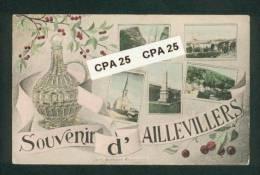 70 - Souvenir D'Aillevillers - Multivues - Francia