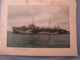 Photos Navire Americain U.S.S GENERAL S.D. STURGIS - Boten