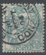Lot N°20626   N°111, Oblit Cachet à Date étranger De BOUGIE ( COBSTANTINE ) - 1900-29 Blanc