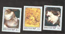 - 2914 A -  Nrs 977/79 - Bhoutan