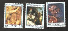- 2915 A -  Nrs 983/85 - Bhoutan
