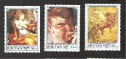 - 2916 A -  Nrs 964/66 - Bhoutan